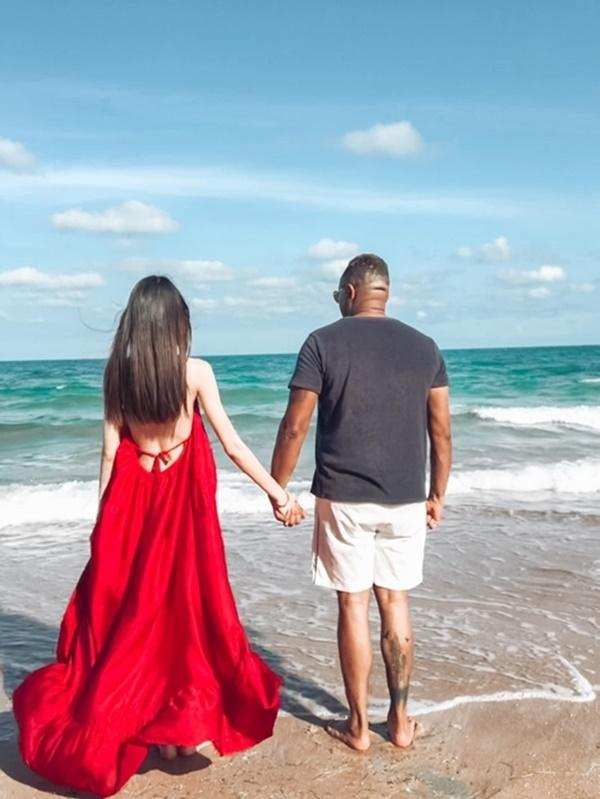 Thùy Dương Next Top chưa vội cưới bạn trai Mỹ-7
