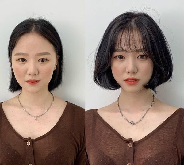 Thay đổi một điểm mà trông khác hẳn, Hari Won thuộc hội phải kết thân với tóc mái cả đời-6