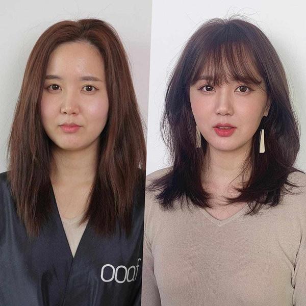 Thay đổi một điểm mà trông khác hẳn, Hari Won thuộc hội phải kết thân với tóc mái cả đời-7