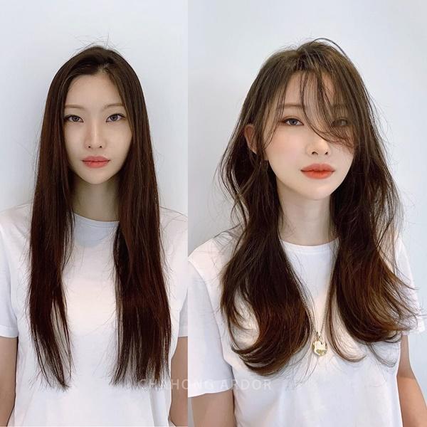 Thay đổi một điểm mà trông khác hẳn, Hari Won thuộc hội phải kết thân với tóc mái cả đời-8