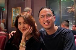 Vợ chồng Tăng Thanh Hà khoe ảnh hẹn hò cuối tuần đầy ngọt ngào