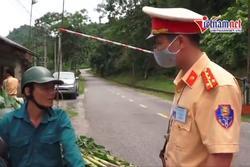 'Dở khóc dở cười' chuyện xử lý vi phạm giao thông ở vùng cao