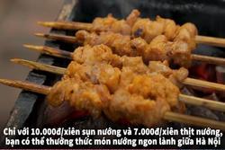 Top 5 món ăn vặt nóng hổi dân Hà Nội vẫn mê mẩn trong mùa hè vì quá ngon