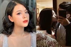 Mới 16 tuổi, con gái nghệ sĩ Chiều Xuân đã gây xôn xao khi đăng ảnh hôn bạn trai trên MXH