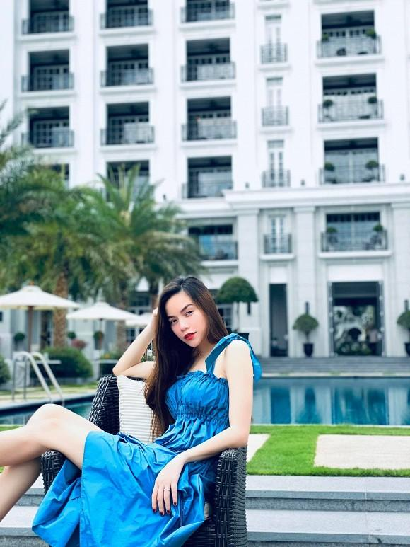 Hà Hồ - Kim Lý cùng nhau đăng ảnh gia đình hạnh phúc cuối tuần, nhan sắc của nữ ca sĩ khi bầu bí vẫn cực phẩm-7