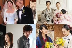 Những cặp đôi phim giả tình thật nhưng cuối cùng chia lìa đôi ngả của màn ảnh Hàn