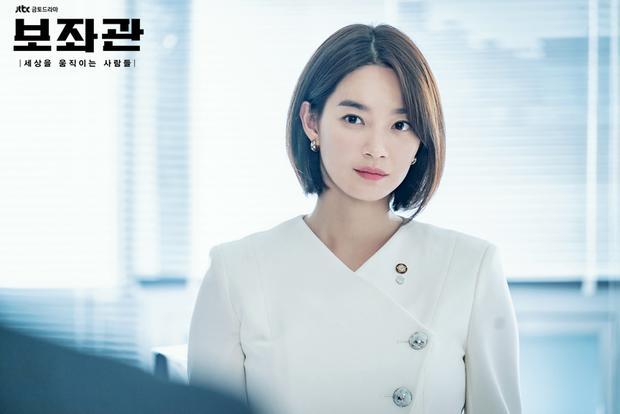 Hè nóng ná thở, muốn xén tóc cho nhẹ đầu chị em hãy tham khảo 3 kiểu tóc ngắn được sủng nhất trong phim Hàn-2