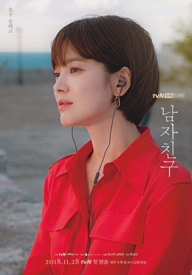 Hè nóng ná thở, muốn xén tóc cho nhẹ đầu chị em hãy tham khảo 3 kiểu tóc ngắn được sủng nhất trong phim Hàn-6