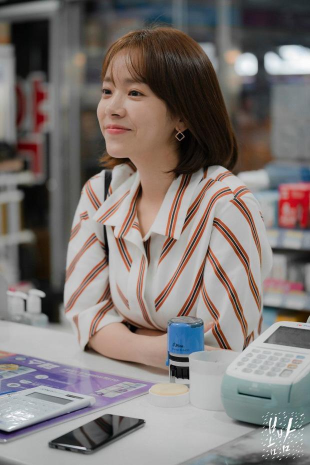 Hè nóng ná thở, muốn xén tóc cho nhẹ đầu chị em hãy tham khảo 3 kiểu tóc ngắn được sủng nhất trong phim Hàn-7