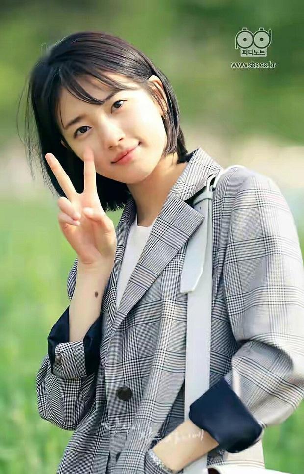 Hè nóng ná thở, muốn xén tóc cho nhẹ đầu chị em hãy tham khảo 3 kiểu tóc ngắn được sủng nhất trong phim Hàn-8
