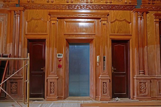 Lâu đài xây gần 10 năm của tỷ phú Nam Định, chỉ riêng gỗ lát sàn cũng có giá 120 tỷ đồng-7