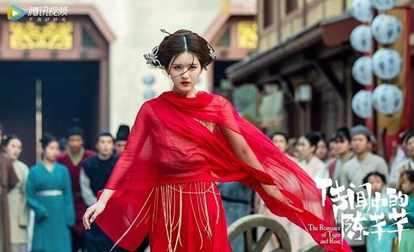 3 ngôi sao của dòng phim chiếu mạng Trung Quốc-4