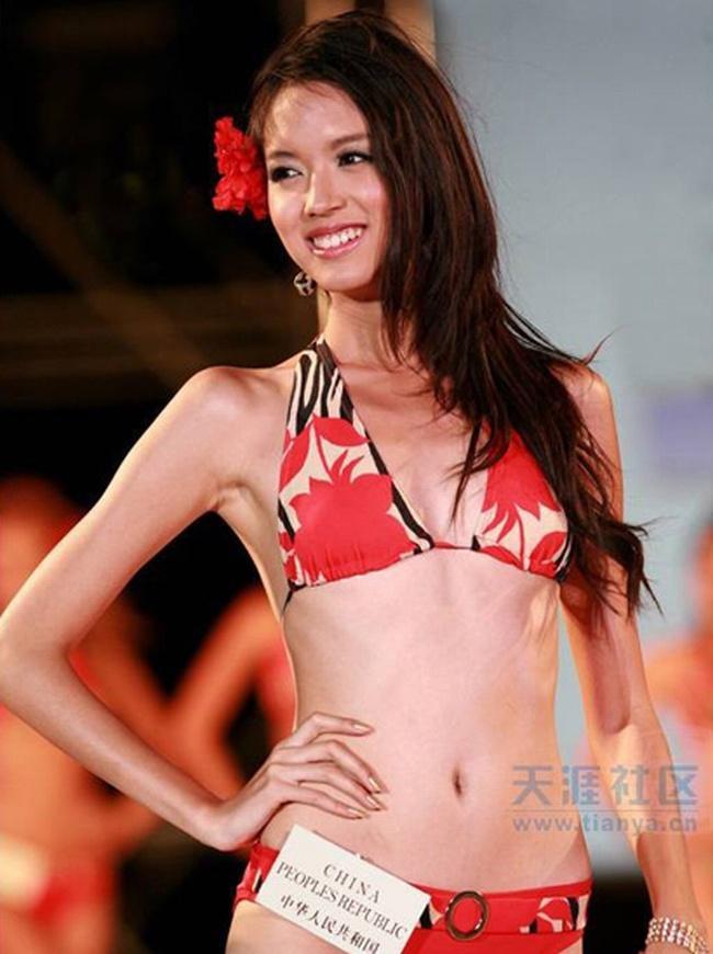 Nhan sắc hiện tại của hoa hậu đặc biệt nhất Trung Quốc-1