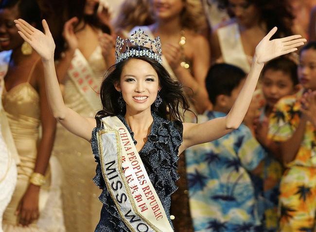 Nhan sắc hiện tại của hoa hậu đặc biệt nhất Trung Quốc-2