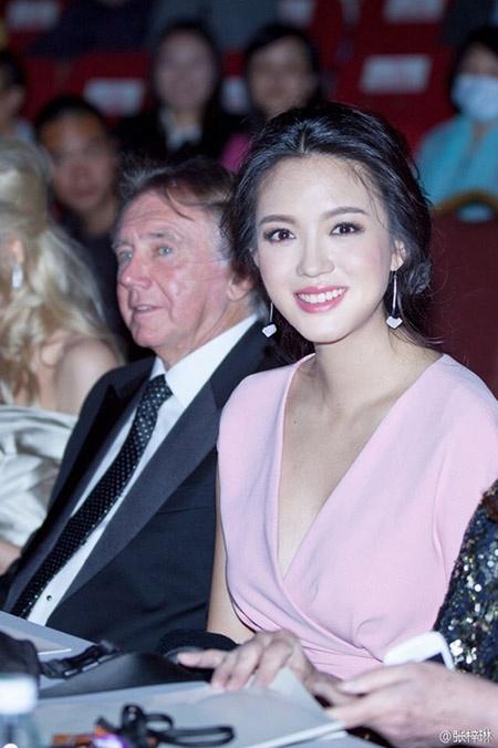 Nhan sắc hiện tại của hoa hậu đặc biệt nhất Trung Quốc-5