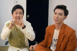 Hari Won và Trường Giang thi nhau tố Trấn Thành là fan 'bự chà bá' của Erik