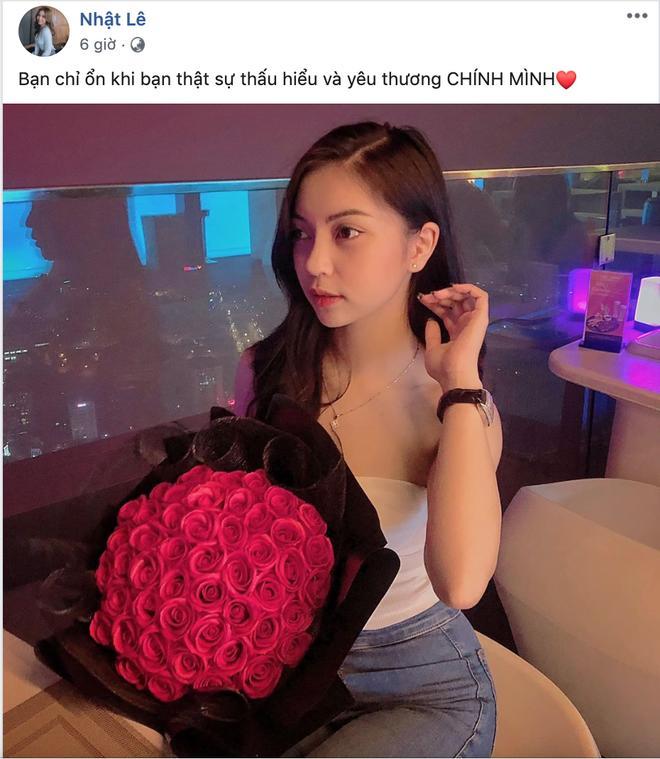 Bất ngờ chưa: Chiếc áo Huỳnh Anh mặc đi cổ vũ bạn trai chính là áo đôi Quang Hải diện khi hẹn hò Nhật Lê ngày 8/3-4