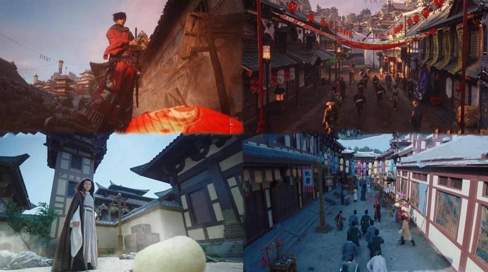 4 bộ phim Trung Quốc bị chỉ trích dữ dội vì đạo nhái trắng trợn-2
