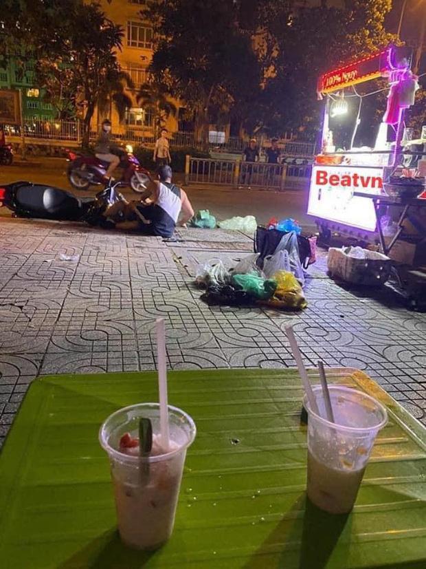 Lương Bằng Quang và Ngân 98 nói gì về bức ảnh bị 10 thanh niên hành hung giữa phố-2