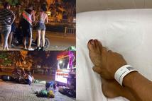 Lương Bằng Quang bị 10 thanh niên đánh nhập viện, Ngân 98 mong tìm được clip 'ăn đòn'