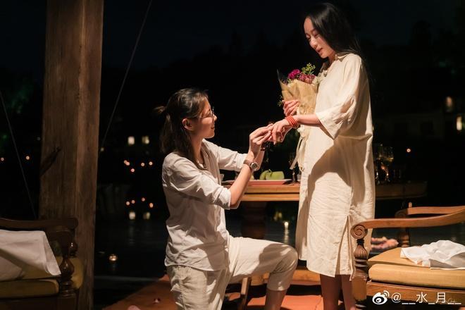 Lễ cưới đồng tính của nghệ sĩ múa hàng đầu Trung Quốc-8