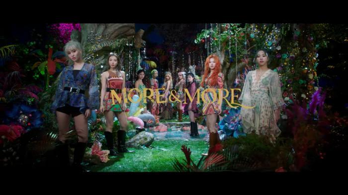 Twice chính thức comeback với More & More: Nhạc ổn, MV ảo diệu nhưng sai nhất lại chính là… Momo-1