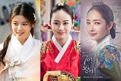 Ngẩn ngơ trước nhan sắc 10 mỹ nhân cổ trang đẹp nhất màn ảnh Hàn Quốc