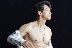 Cái nóng 40 độ cũng không 'hầm hập' như múi bụng của Bi Rain: Ông xã 38 tuổi của chị Kim Tae Hee, bố bỉm sữa 2 con đây ư?