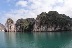 Vịnh Bái Tử Long dưới ống kính của du khách nước ngoài