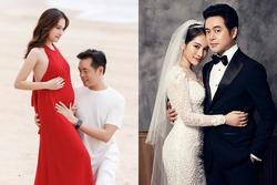 Vợ chồng Dương Khắc Linh - Sara Lưu xác nhận mang song thai