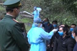 Người phụ nữ trốn theo đường mòn từ Trung Quốc sang Việt Nam âm tính lần 2