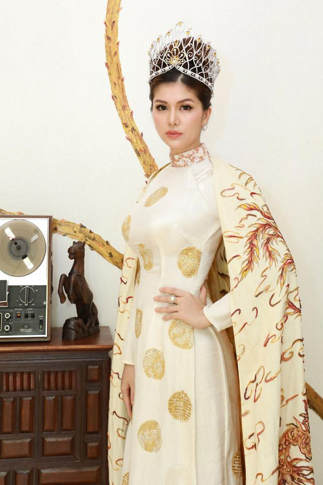 Hoa hậu 6 con Hồ Thị Oanh Yến: Bố 2 đứa con đầu của tôi đã qua đời-3
