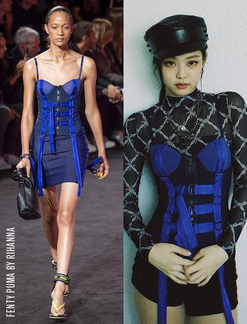Jennie luôn có cách mặc hàng hiệu đẹp không kém mẫu trên sàn catwalk-4