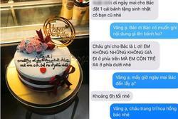 Chiếc bánh sinh nhật biến ý tốt của người tặng thành 'lỗi lầm' chỉ vì lời chúc lạ lùng của người bán bánh