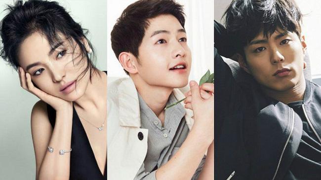Sau tin đồn là nguyên nhân khiến Song Joong Ki và Song Hye Kyo ly hôn, Park Bo Gum quyết định lên đường nhập ngũ-2