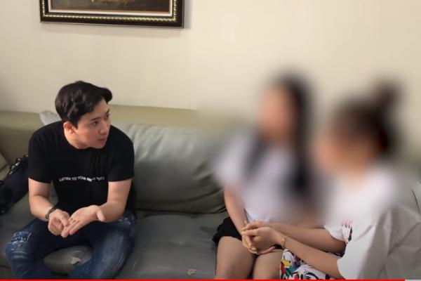 HOT: Trấn Thành tung clip 'người phán xử', ba mặt một lời với 2 cô gái loan tin anh chơi ma túy
