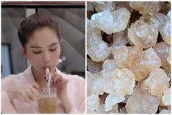 Mủ trôm tốt cho da và sức khoẻ thế nào mà khiến Ngọc Trinh nghiện đến nỗi uống 3 lần/ngày trong mùa hè?
