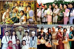 Đọ nhan sắc 7 bà vợ của Vi Tiểu Bảo trong 4 phiên bản 'Lộc Đỉnh Ký'