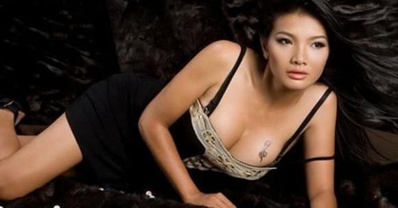Nữ hoàng cảnh nóng Kiều Trinh phản bác việc bỏ tiền mua bài PR, vay nợ tứ tung để được đi dự LHP-1