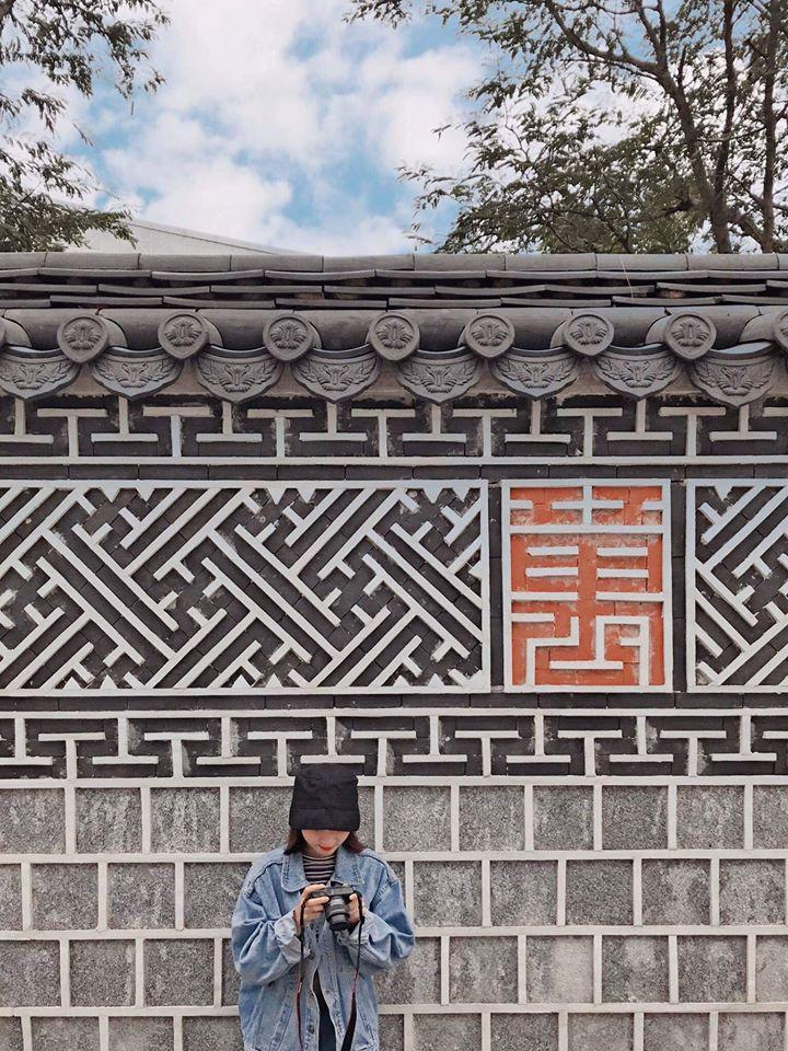 Phát hiện bức tường Hàn Quốc thần thánh giữa lòng Hà Nội-5