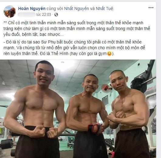 Các nhà sư ở Tịnh Thất Bồng Lai có 5 chú tiểu nổi tiếng bị chỉ trích khoe thân phản cảm-5