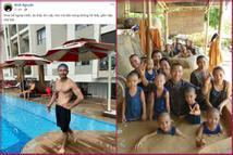 Các 'nhà sư' ở Tịnh Thất Bồng Lai có 5 chú tiểu nổi tiếng bị chỉ trích khoe thân phản cảm