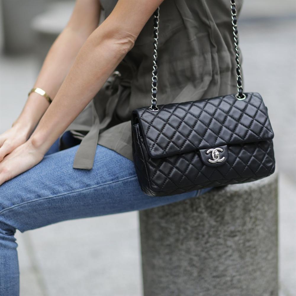 Flap Bag và những mẫu túi nổi tiếng nhất của hãng Chanel-3