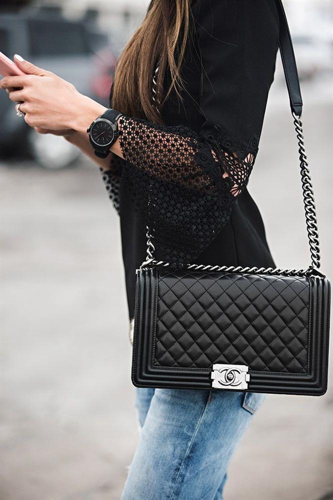 Flap Bag và những mẫu túi nổi tiếng nhất của hãng Chanel-4