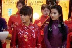 Dân mạng Cbiz kinh ngạc trước nhan sắc đẹp tuyệt trần của Lưu Diệc Phi khiến Triệu Vy lu mờ