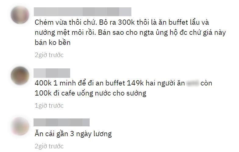 Dân mạng tranh cãi ầm ĩ vì mâm bánh canh hoàng gia tận 390k ở Bình Dương: Thà đi ăn buffet hải sản còn hơn!-2