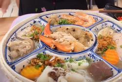 Dân mạng tranh cãi ầm ĩ vì mâm bánh canh hoàng gia tận 390k ở Bình Dương: 'Thà đi ăn buffet hải sản còn hơn!'