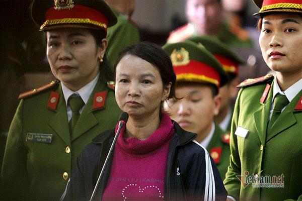 Mẹ nữ sinh giao gà Điện Biên lại sắp hầu tòa-1
