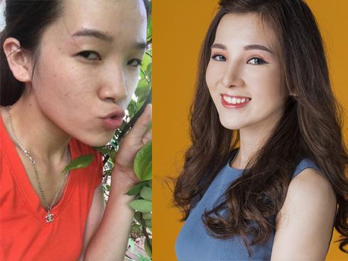 Cuộc sống thay đổi chóng mặt của cô gái mắt lươn ở Nghệ An sau 3 năm nổi đình đám MXH-1