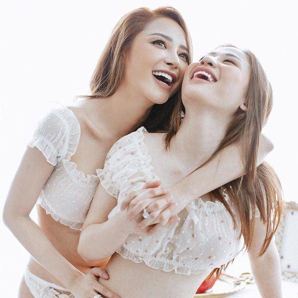5 cặp đôi đồng tính nữ khiến trai tiếc nuối vì quá đẹp: Việt Nam cũng có 1 đôi!-10